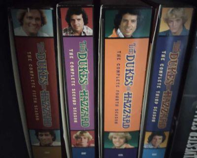 Dukes of Hazzard VHS