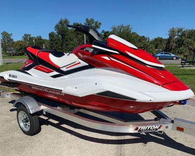 2021 Yamaha FX HO PWC 3 Seater Orlando, FL