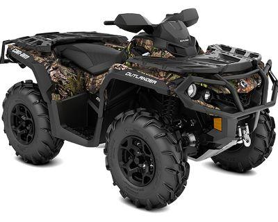 2022 Can-Am Outlander Mossy Oak Edition 650 ATV Utility Chesapeake, VA