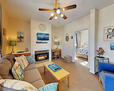 Pacific Plaza Resort   Top-Floor Condo with Hot Tub   Steps to Beach, Dunes - Oceano