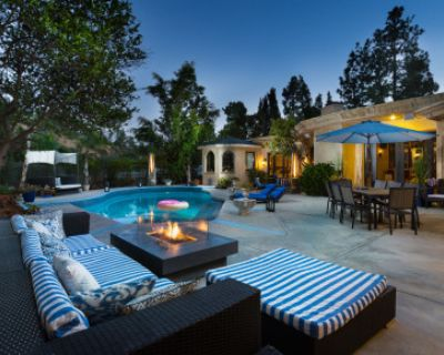 Beverly Hills Trousdale Estates Home with Pool & Tennis Court 90210, Beverly Hills, CA