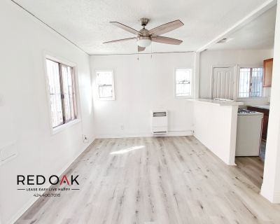 Cozy Newly Remodeled One Bedroom One Bathroom wihth Parking Included !