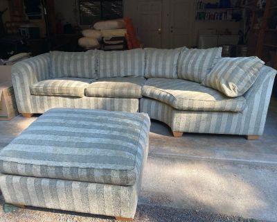 Stanford Designs 3 Piece Sofa