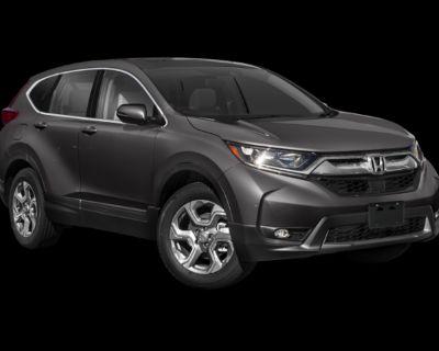 Pre-Owned 2019 Honda CR-V EX AWD 4D Sport Utility