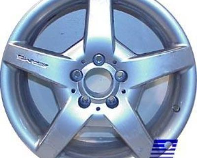 Refinished Mercedes Benz Clk500 2006-2006 17 Inch Whee