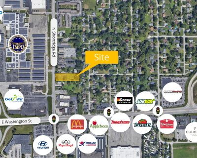 Land For Sale: 67 N Shortridge Road, Indianapolis, IN