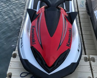 2012 Kawasaki JET SKI ULTRA LX