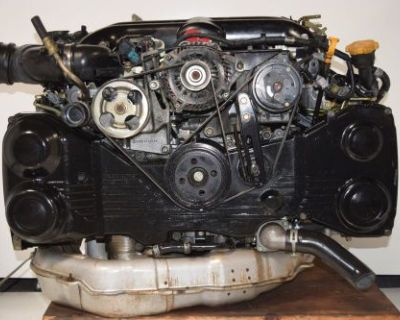 Jdm Subaru Legacy Bp5 Ej20x Avcs Engine Ej20 Turbo Forester Xt Replacement Ej25