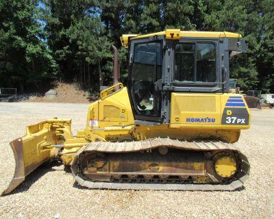 2012 KOMATSU D37PX-22 Dozers, Crawler Tractors