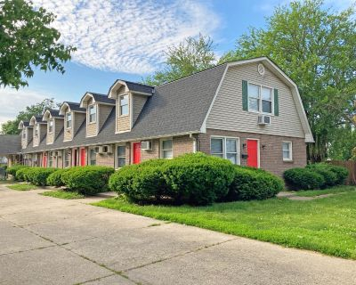 1 Bedroom GARDEN APARTMENT home in Middletown!