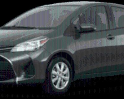 2017 Toyota Yaris L 5-Door Liftback Automatic