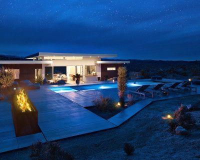 SkyHouse Joshua Tree: Private Villa with Pool/Spa, joshua tree, CA