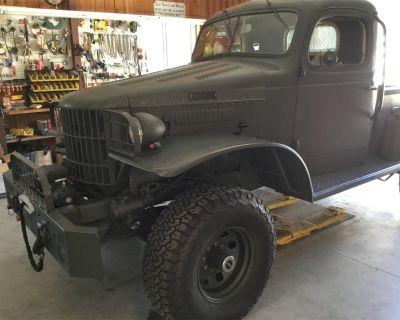1941 Dodge WC Series