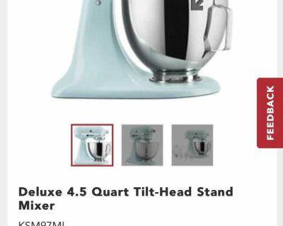 KitchenAid Deluxe Stand Mixer