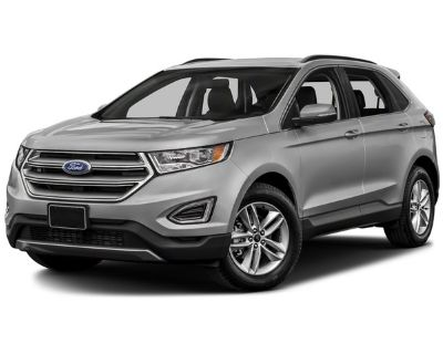 Pre-Owned 2018 Ford Edge Titanium FWD Sport Utility