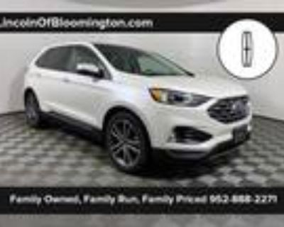 2019 Ford Edge Silver White, 6K miles