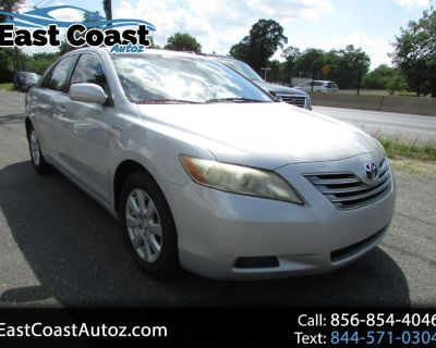 2007 Toyota Camry 4dr Sdn (Natl)