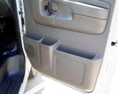 2009 Chevrolet Express Cargo Van Base