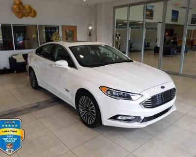 Used 2018 Ford Fusion Energi FWD