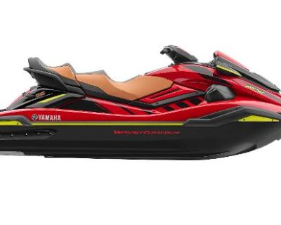 2022 Yamaha WaveRunner FX Cruiser SVHO W/Audio