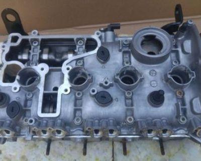 10-2015 Audi Engine Cylinder Head Avs A4 A5 A6 Q5 A3 Vw 2.0 Tfsi Turbo Caea Caeb