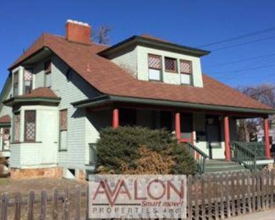 830 North Weber Street #4, Colorado Springs, CO 80903 1 Bedroom Apartment