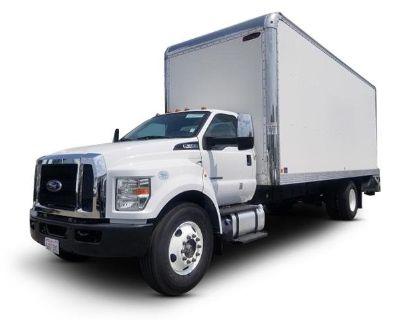 2016 FORD F650 Box Trucks, Cargo Vans Truck