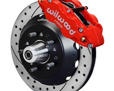 Wilwood 140-12637-DR brake kit -