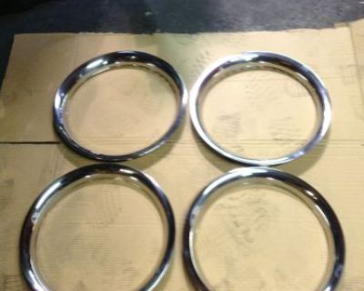 15 Inch Trim Rings 1.75 Inch All Four 1515-s