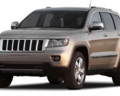 Pre-Owned 2011 Jeep Grand Cherokee Laredo