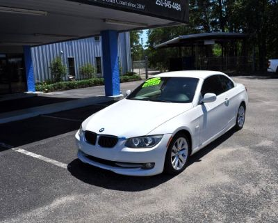 Used 2011 BMW 3 Series 2dr Conv 328i