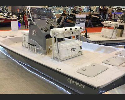 2022 Shoalwater Boats 20 Cat