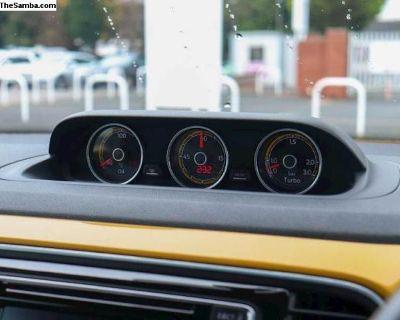 [WTB] 2015-19 Dune New Beetle Turbo Center Dash Gauges