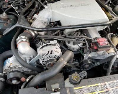 1994 mustang GT for fox notch