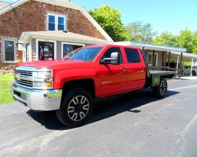 "2016 Chevrolet Silverado 2500HD 4WD Crew Cab 167.7"" Work Truck"