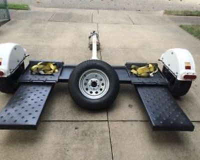 2013 Car Dolly By Master Tow