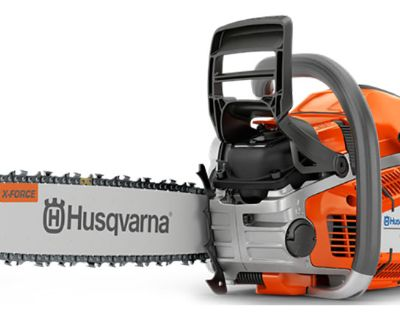 Husqvarna Power Equipment 550 XP Mark II 18 in. bar 0.058 ga. Chain Saws Elma, NY