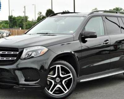 2018 Mercedes-Benz GLS GLS 550