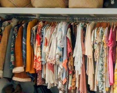 YOUR FAVORITE CLOTHING SALE!!! 1319 Riverside Drive Hudson WI THURSDAY JUNE 11 9am- Noon