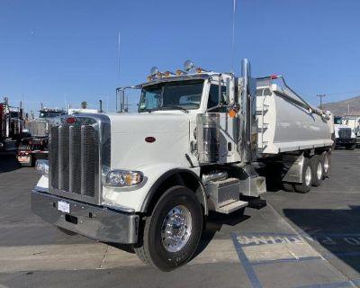 2022 PETERBILT 389 Dump Trucks Truck