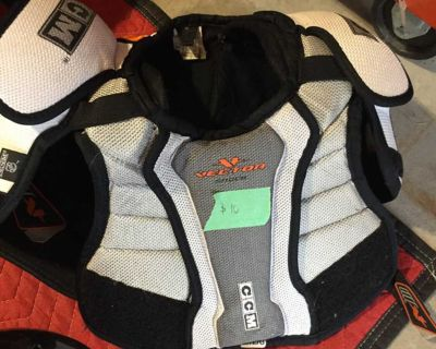 CCM vector chest protector