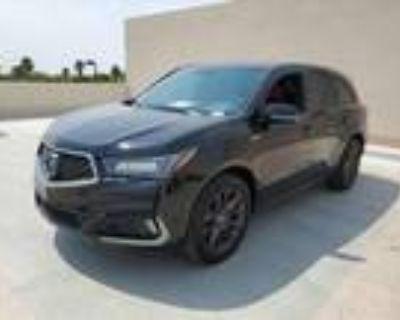 2020 Acura MDX Black, 11K miles