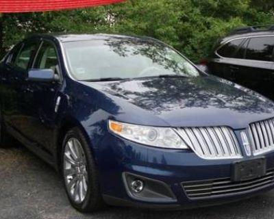 2012 Lincoln MKS Standard