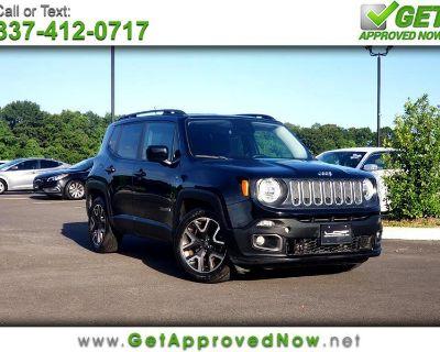 2017 Jeep Renegade Latitude FWD