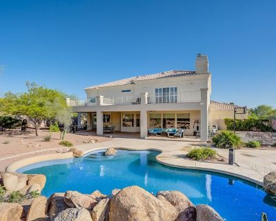 LUXURIOUS AND UPSCALE GETAWAY! - PRIVATE POOL - McDowell Acres
