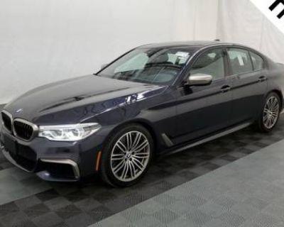 2020 BMW 5 Series M550i