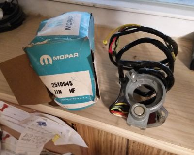 NEW NOS MOPAR 1961-69 DODGE A100 D100 D200 TRUCK TURN SIGNAL SWITCH 2510945