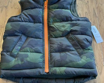 12-18 month Old Navy Puffer Vest
