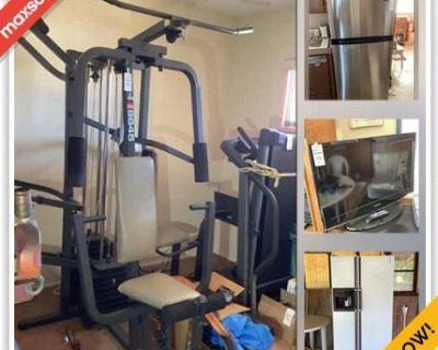 Los Angeles Estate Sale Online Auction - South Patton Avenue