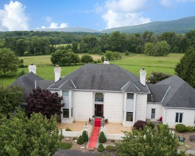 Your own amazing10,000s/f Mansion in the Heart of Wine Country w/Guitar Pool - Blue Ridge